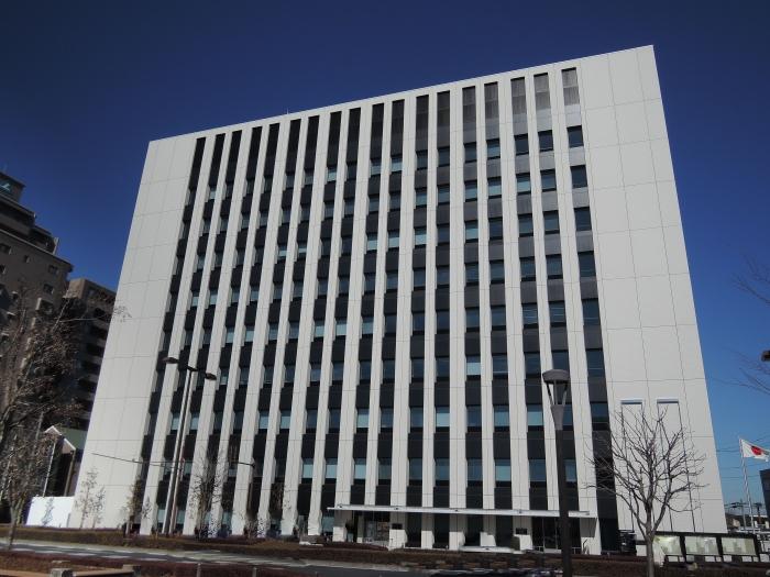 宇都宮法務総合庁舎-外観2