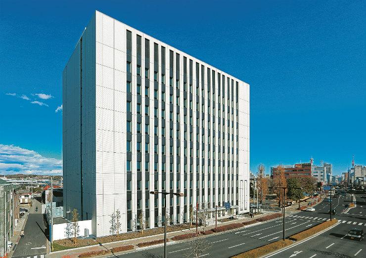宇都宮法務総合庁舎-外観