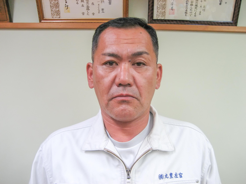 社長の顔写真